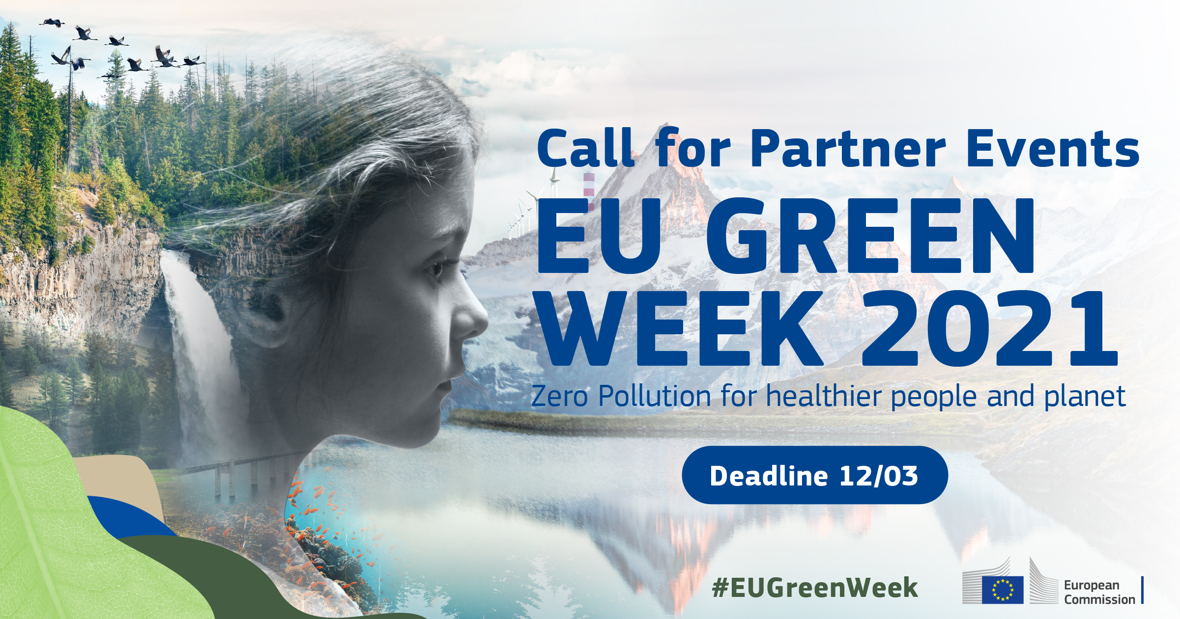 EU Green Week 2021 Web banner